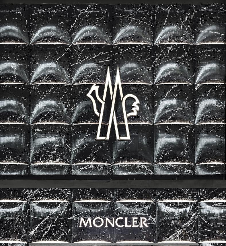 """Moncler """"Blown Up"""" Icon Store"""