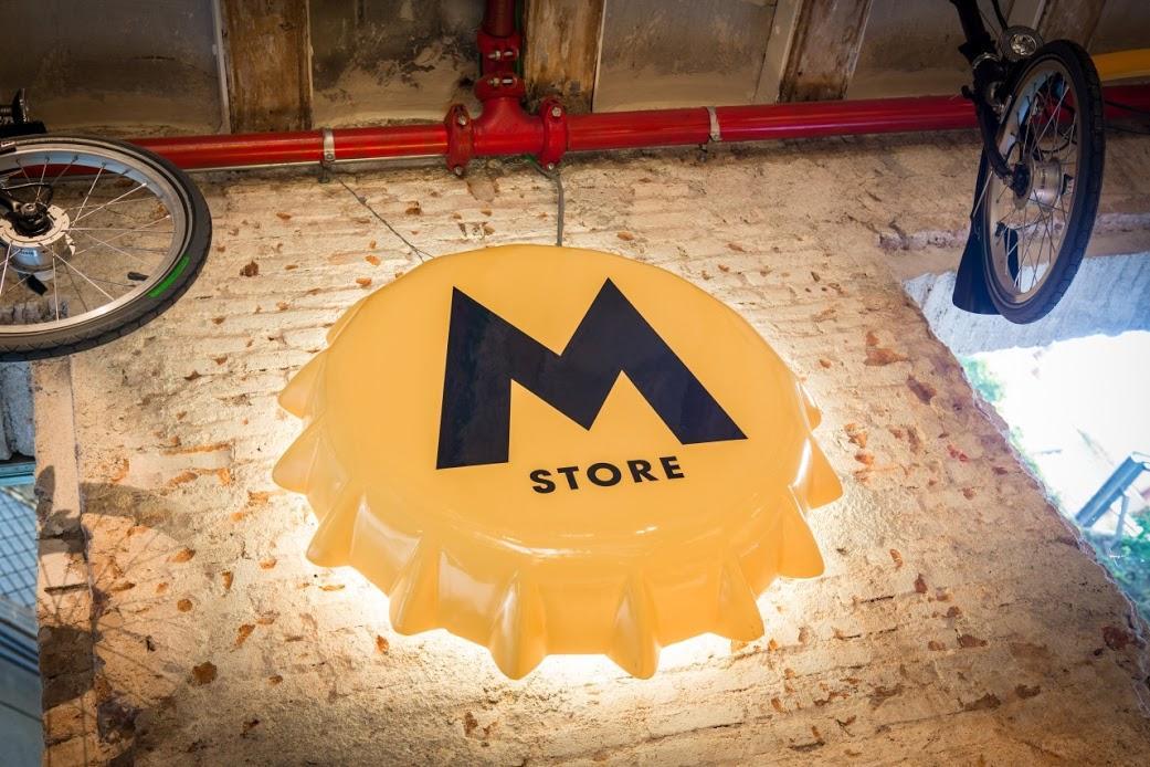 Moritz M-Store, Barcelona
