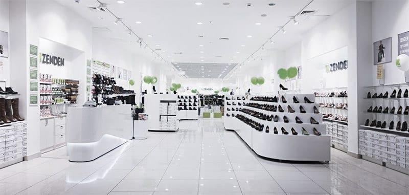ZENDEN Shoe Stores, Russia