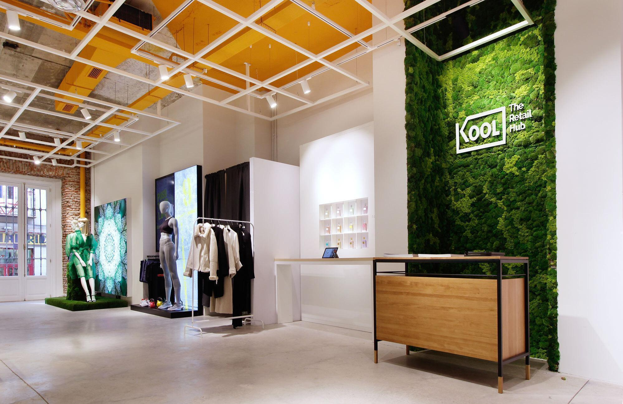 Kool Hub Branding