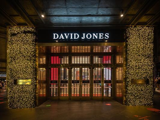 David Jones Christmas 2020 Campaign