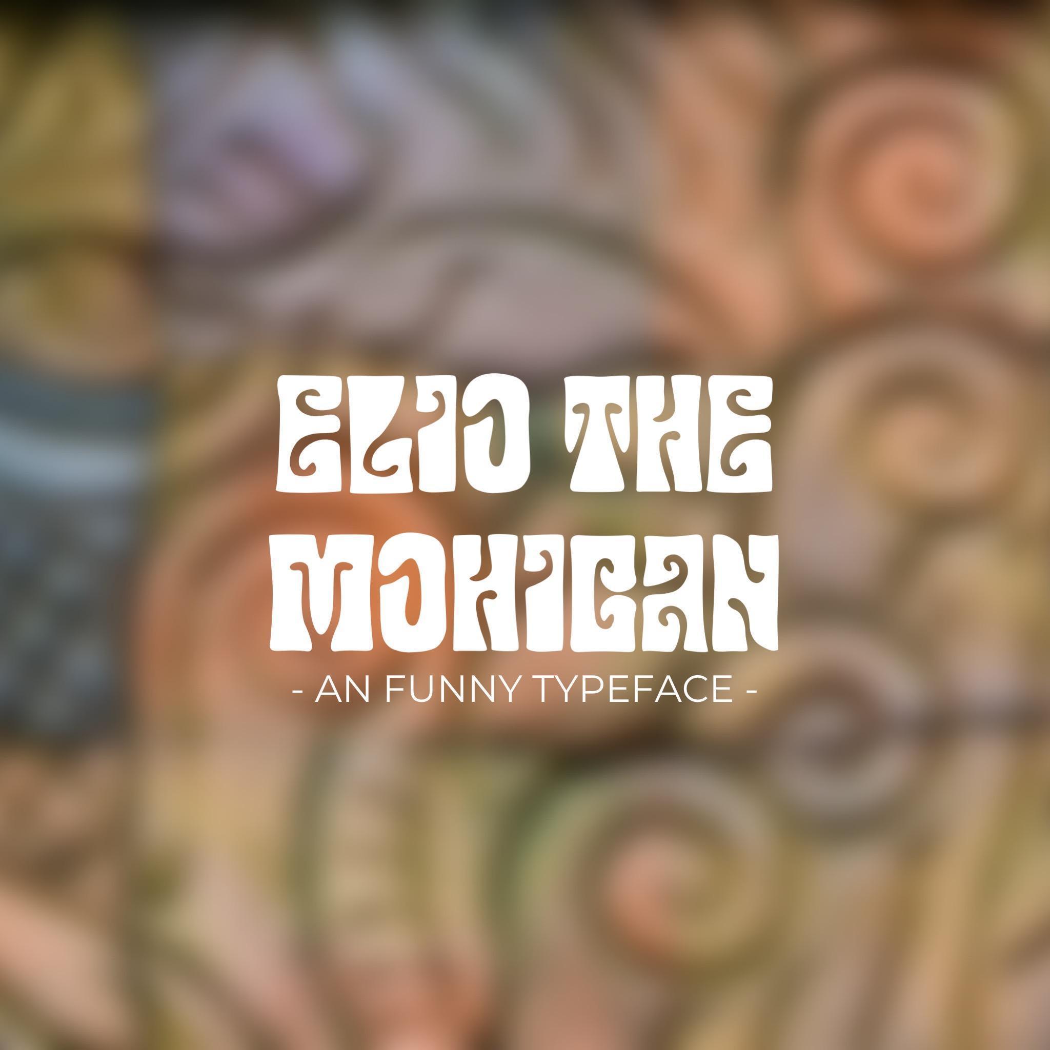 Elio the Mohican