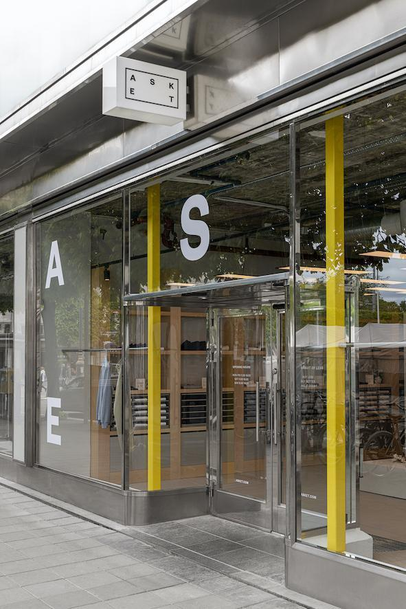 The Asket Store