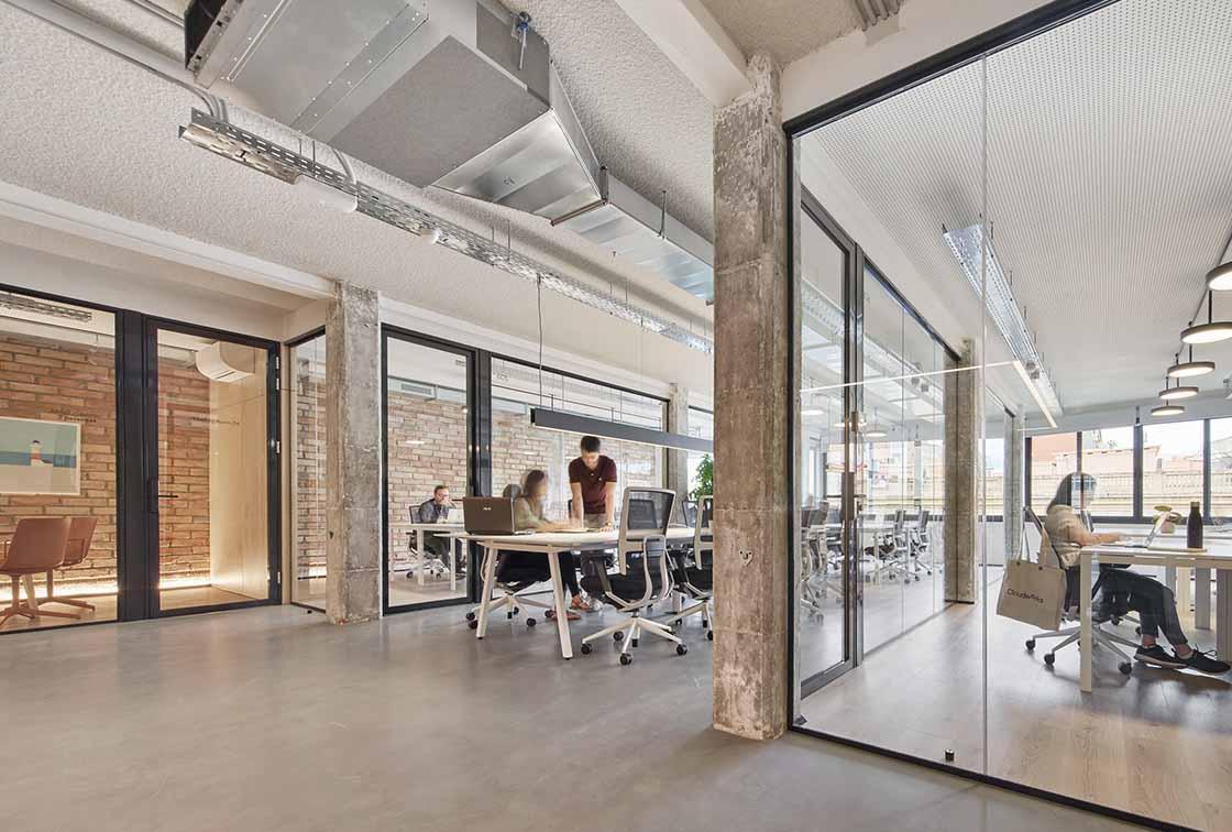 Cloudworks Workspaces